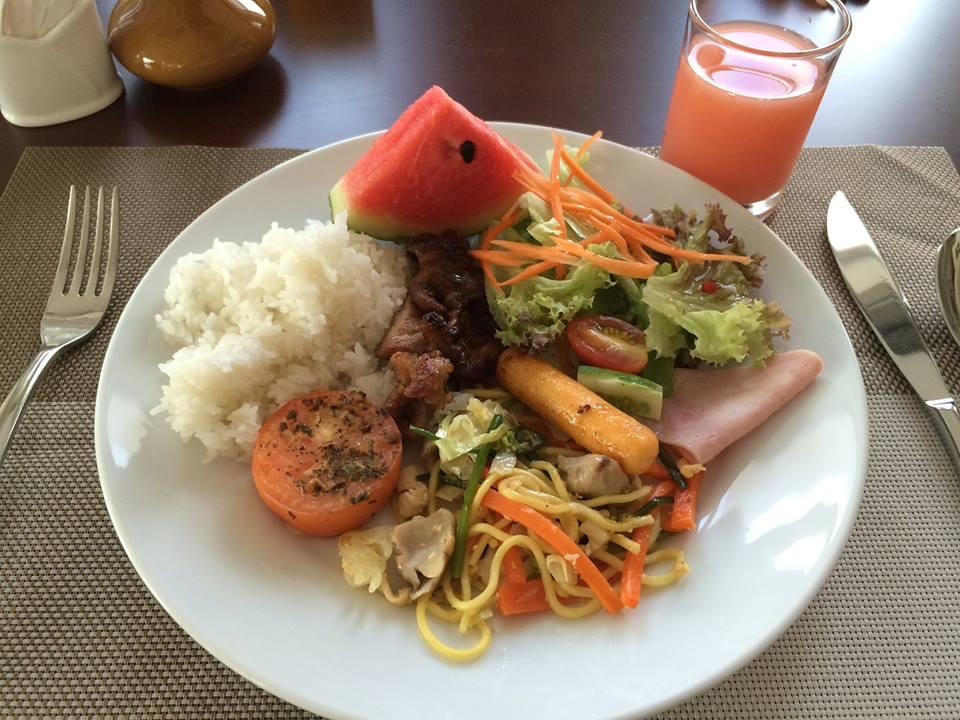 第1回カンボジアスタディツアー 1日目⑤<br>カンボジアの宿と食事