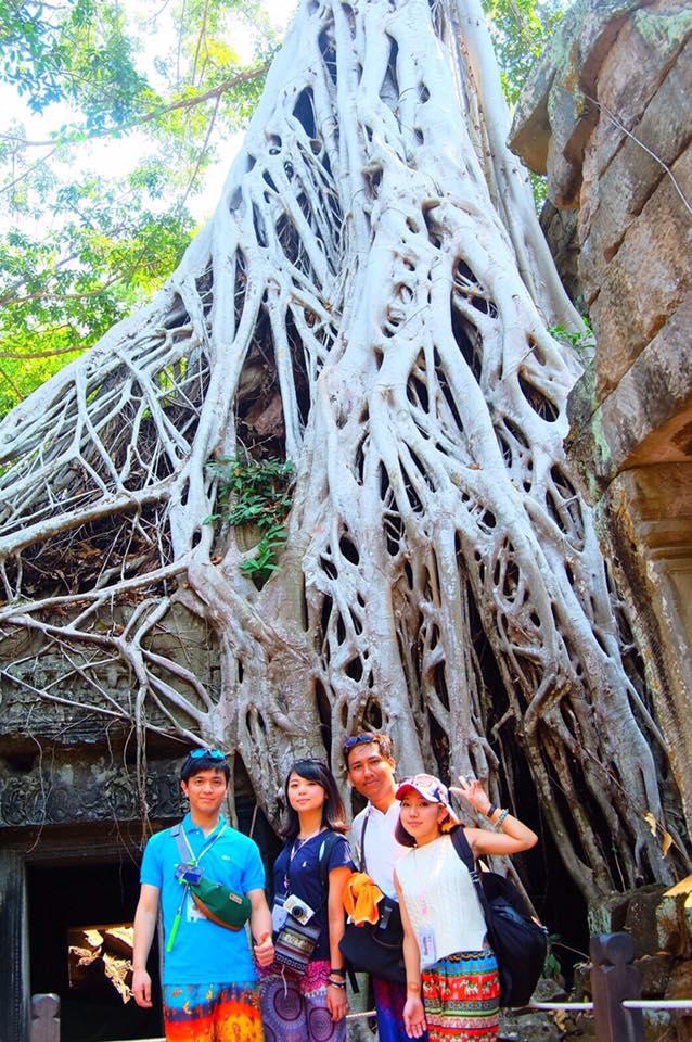 第2回カンボジアスタディーツアー参加者の感想<br>近畿大学薬学部6回生 平井茉帆さん